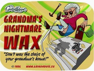 GRINDHOUSE Grandma´s Nightmare Wax