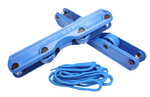 GROUNDCONTROL Featherlite II Frame *A5 Blue*