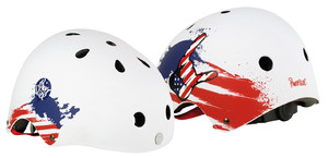 POWERSLIDE Aggressive Allround Helmet Stars&Stripes