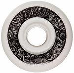 CIRCOLO Powerblading Paisley Wheel Black 76mm/86A