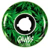 GAWDS Team Weed Wheel 57mm/89A