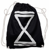 BLACKJACK PROJECT Logo Gymsack