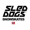 SLED DOGS SNOWSKATES