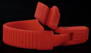 RAZORS Buckle Kit *red*