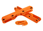 GROUNDCONTROL Featherlite II Frame *orange*