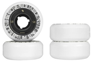 UNDERCOVER Dual Density 58mm Wheel 4-Pack