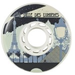 UNDERCOVER PB Team Wheel Paris 76mm/90A FR 4-Pack