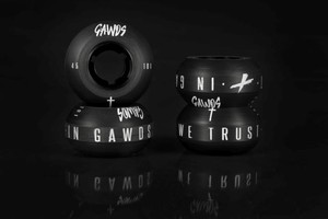 GAWDS Antirocker Wheel 45mm/101A