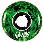 GAWDS Team Weed Wheel 58mm/89A
