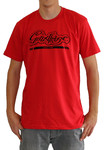GRINDHOUSE Original Logo Tee Red