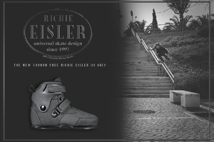 USD Carbon-Free Richie Eisler 3 Grey BootOnly