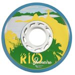 UNDERCOVER PB Team Wheel Rio Ed. II 80mm/88A FR