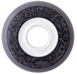 CIRCOLO Powerblading Paisley Wheel Grey 72mm/88A