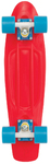 PENNY Plastic Cruiser Skateboard Classic Red 22