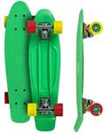 CHOKE Shady Lady Vinyl Board Green 22.5