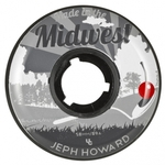 UNDERCOVER Jeph Howard Pro Wheel 2015 2nd Edt. 58mm/90A 4-Pack