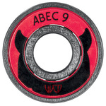 WICKED ABEC 9 Freespin Bearings 8-Pack