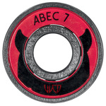WICKED ABEC 7 Freespin Bearings 8-Pack