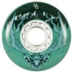 UNDERCOVER Deer Wheel 76mm/86A SR - Teal 4-Pack