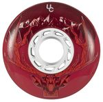 UNDERCOVER Deer Wheel 76mm/86A SR - Red
