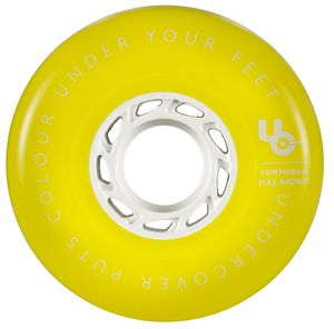 UNDERCOVER Deer Wheel 76mm/86A FR 4-Pack