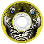 UNDERCOVER Tiger Wheel 80mm/86A SR - Gelb 4-Pack