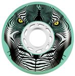 UNDERCOVER Tiger Wheel 80mm/86A SR - Teal