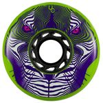 UNDERCOVER Tiger Wheel 80mm/86A FR - Grün 4-Pack