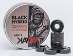 KALTIK Black Hybrid Ceramic Bearings