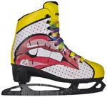 POWERSLIDE Pop Art Blondie Ice Skate