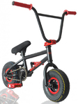 MAX RIDER Mini BMX Red Mafia