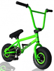 MAX RIDER Mini BMX Green Power
