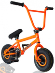 MAX RIDER Mini BMX Orange Power