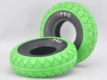 ROCKER Street Pro Tyre Green Black