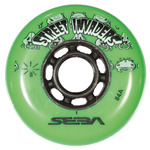SEBA Street Invader Wheel 76mm/84A Green