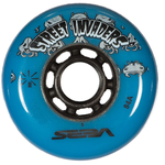 SEBA Street Invader Wheel 80mm/84A Blue