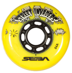 SEBA Street Invader Wheel 80mm/84A Yellow