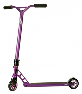 AO SCOOTERS Delta Purple Stuntscooter