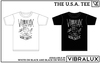 VIBRALUX The USA Tee