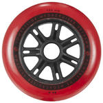 POWERSLIDE Megacruiser Wheel 125mm/86A Black/Red