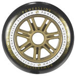 POWERSLIDE Megacruiser Wheel 125mm/86A Gold/Black