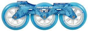 POWERSLIDE Megacruiser 125 Frame Set Blue
