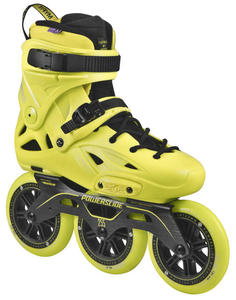 POWERSLIDE Imperial Megacruiser 125 yellow
