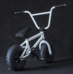MAX RIDER Mini BMX Full White
