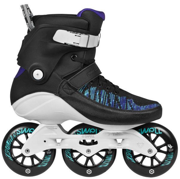 aca564dc755 POWERSLIDE Swell Trinity 110 Voltage Blue   Grindhouse Skateshop