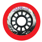 POWERSLIDE Hurricane Wheel 76mm/85A Red