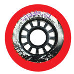 POWERSLIDE Hurricane Wheel 80mm/85A Red 4-Pack