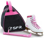 SFR Junior Ice Skate Set