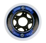 GROUNDCONTROL GC Wheel 80mm/85A White 2G 4-Pack
