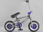 ROCKER 3 Reggie Rocker Raw Mini BMX + Freecoaster